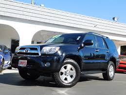 2007 Used Toyota 4Runner Crfx Crtfd * No Accidents * 4x4 at Jim's ...
