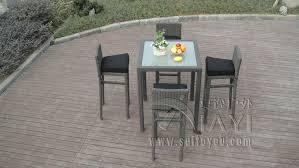 pool bar furniture. 5pcs metal frame bistro pool bar set resin wicker patio furniturechina furniture w