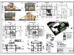 Скачать>>> Курсовой проект по архитектуре на тему Двухэтажный  Курсовой проект по архитектуре