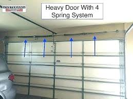 garage door spring torsion how to replace a garage door torsion spring garage door torsion springs garage door spring