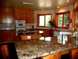 Marble Or Granite For Kitchen Cherry Wood Kitchen Cabinets Small Kitchen Cabinet Design With