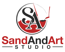 The Lab By Sand Design Studio Painting A Sand Portrait From A Photo Sand Paintings From
