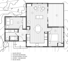Modern 5 Bedroom House Plans Modern Style House Plan 2 Beds 100 Baths 840 Sq Ft Plan 891 3