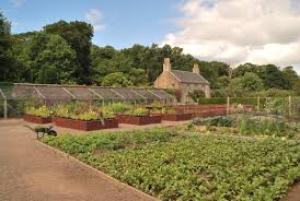 Walled Kitchen Garden Culzean Castle And Country Park The Garden Gallery