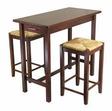 Kitchen Island Table Kitchen Island Table With Two Drawers Walmartcom