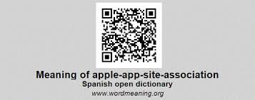 apple app site association. What Is The Meaning Of Apple-app-site-association In Spanish Open Apple App Site Association