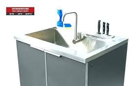 stainless steel outdoor sink. Outdoor Sink Faucet Stainless Steel R