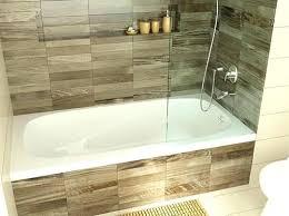 built in bathtub elegant modern bathroom design blending minimalist style built in bathtubs can a drop built in bathtub