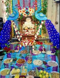 decoration ideas for krishna janmashtami janmashtami decoration