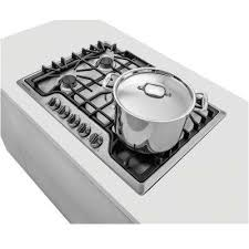 gas stove top with grill. 30 in. gas cooktop in stainless steel with stove top grill