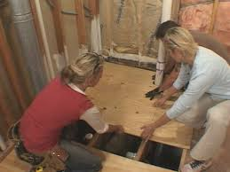 bathroom subfloor replacement. Bathroom: Replacing Bathroom Subfloor_00036 - A Subfloor Replacement D