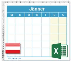 Excel Kalender Excel Kalender Mit Aut Feiertagen 2018