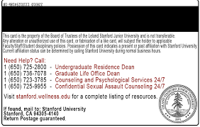 Residential Suid Counseling Stanford Team Cards - To Assu Pilot The Mental Update Health Daily