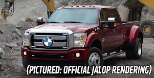 A BMW Pickup Truck Is Not Happening