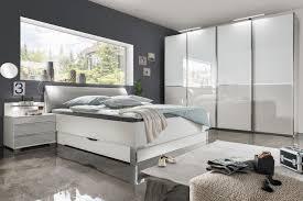 Wiemann Shanghai 2 Schlafzimmer Weiß Grau Möbel Letz Ihr