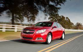 Review: The 2013 Chevrolet Malibu walking a line between American ...