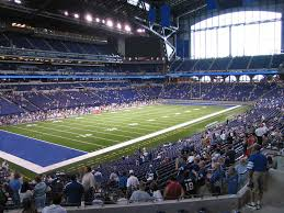 Colts Interactive Seating Chart Colts Playoff Tickets 2019 Games Buy At Ticketcity