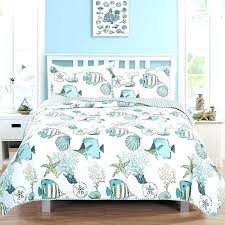 coastal bedding nautical sets comforters beach themed ocean comforter twin daybed