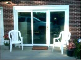 marvelous cost to install new sliding glass door cost to replace sliding door with french doors replace sliding glass