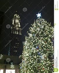 faneuil hall christmas tree lighting. Royalty-Free Stock Photo Faneuil Hall Christmas Tree Lighting S