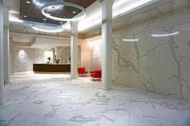 Lobby office Green Office Lobby Stonepeak Ceramics Project Office Lobby Stonepeak American Floor Tile