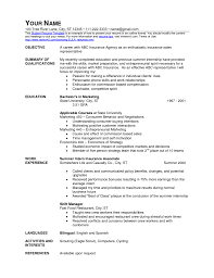 37 Customer Service Objective Resume Resume Examples
