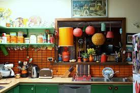 40 Bright And Colorful Kitchen Design Ideas DigsDigs Mesmerizing Colorful Kitchen Ideas
