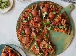pizza with cauliflower crust colorado
