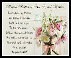 Beautiful Quotes For Mom On Her Birthday Best Of Happy Birthday Mom Quotes