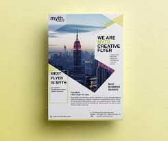two sided flyer template free two sided brochure template 11 double sided flyer templates free