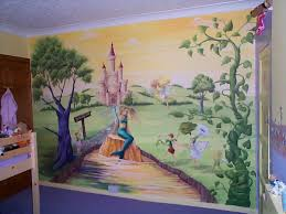 wall mural painting small kids rooms room murals ideas and colors