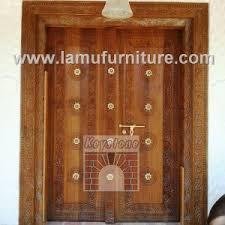 wood furniture door. Lamu Style Door 12 Wood Furniture