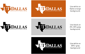 UT Dallas Logos - Brand Standards - The University of Texas at Dallas