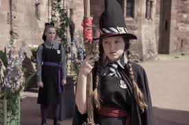 #the worst witch #hecate hardbroom #mildred hubble #raquel cassidy #bella ramsey #tww17 #mine #.gif #m:tww17 #hi hello well met can i join this fandom please. The Worst Witch Season 3 July 26 Celebrity Gossip And Movie News