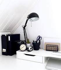 ikea office inspiration. Contemporary Ikea Luxury Ikea Office Desks 9137 Minimalist Black And White Workspace  Alex Desk Inspiration Elegant In