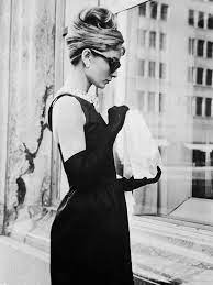 Little Black Dress Worn ...