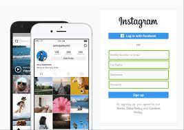 create insram account