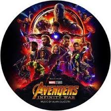 "Виниловая пластинка Original Soundtrack - ""<b>Avengers</b>: <b>Infinity</b> War ..."