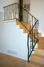 Contemporary Stair Railings Interior