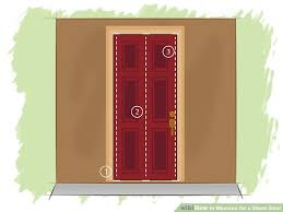Larson Storm Door Size Chart How To Measure For A Storm Door 7 Steps With Pictures