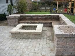 a stone patio wall designs diy stone garden bench stone