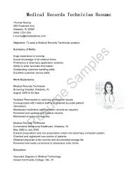 Medical Technologist Resume Sample Coding Samples Lovely Template ...