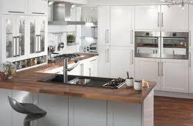 Interesting White Brown Kitchen Designs 22 For Your Ikea Kitchen
