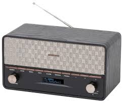 Telefunken Bluetooth Dab Radio Rd1004 Real