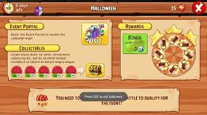 Angry Birds Epic Events not working: angrybirds