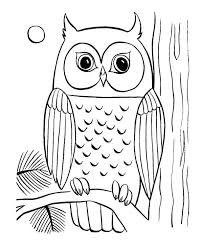 Owls Coloring Pages Gallery Of Largest Owl Colouring Page Owls