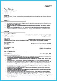 Cool An Effective Sample Of Assistant Principal Resume Check More