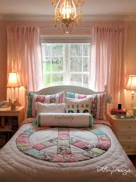 ideas charming bedroom furniture design. Wonderful Teen Bedroom Decor With Charming Bed By Pottery Barn Teens And Chic Bedding Plus White Wooden Nightstand Ideas. Interesting Furniture Ideas Design A