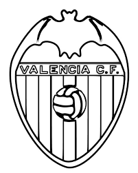 Small Picture Print Valencia Logo Soccer Coloring Pages or Download Valencia