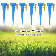 <b>12 PCS</b> Watering Device Spikes <b>Plant</b> Self Vacation <b>Garden</b> ...
